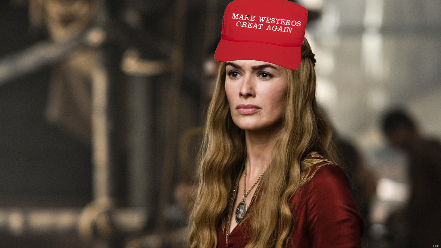 Don't Trust What the Fake News Media Says About Cersei Lannister