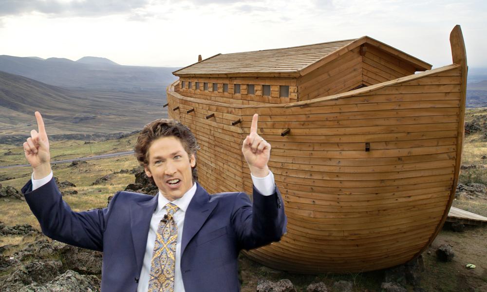 Joel Osteen And The Ark Mcsweeneys Internet Tendency