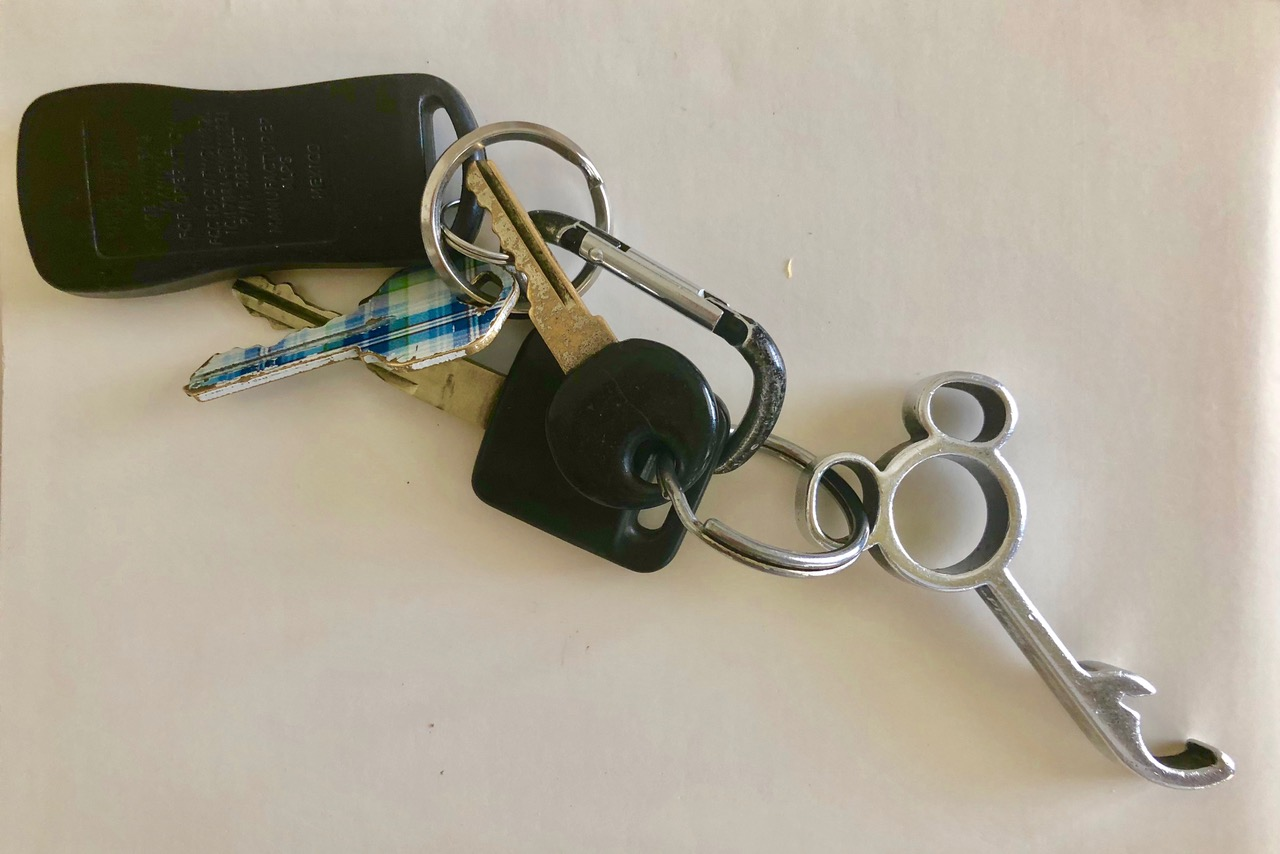 Key Ring Chronicles  Mickey Mouse Bottle Opener - McSweeney s Internet  Tendency cced3bf1c7c8