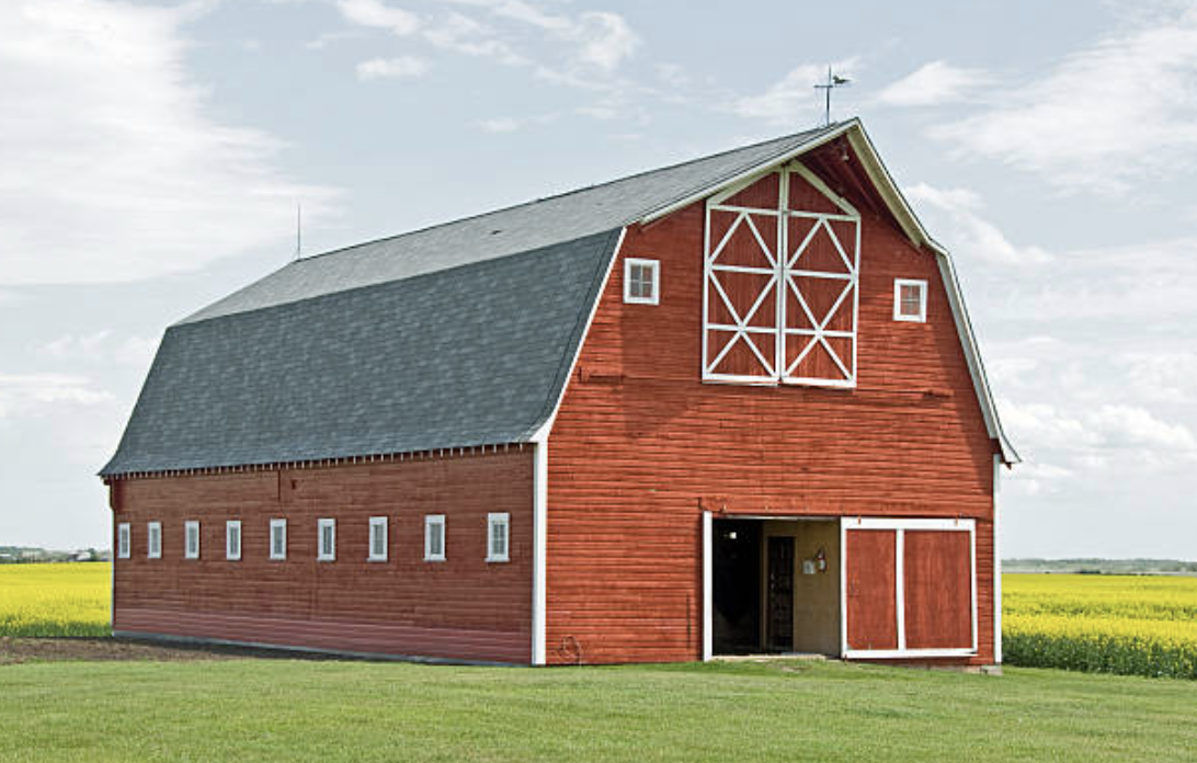 Monologue: I'm a Barn, and I Don't Want to Host Your Wedding