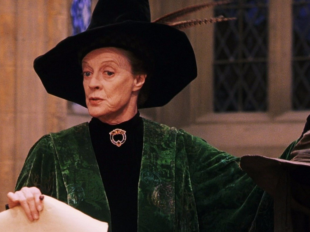 Professor Minerva McGonagall's Letter to the Tenure Committee