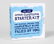 Five Tiny Books: An Author-Illustrator Starter Kit