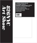826NYC Art Show Catalog