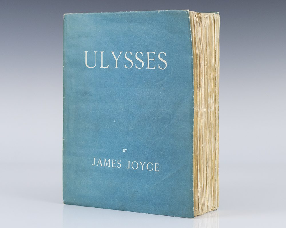 Feedback From James Joyces Submission Of Ulysses To His