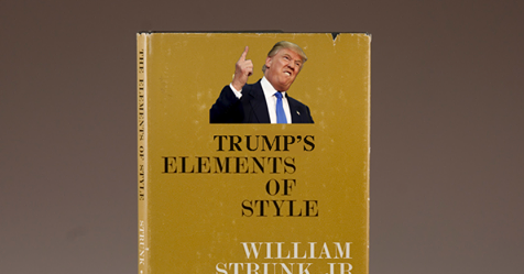 Trump's Elements of Style