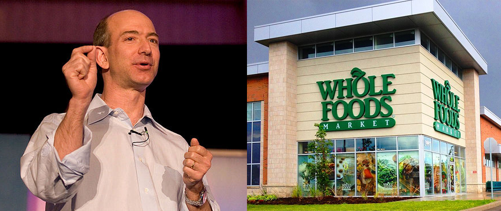 Jeff Bezos' Email to Employees On Amazon's Purchase of Whole Foods