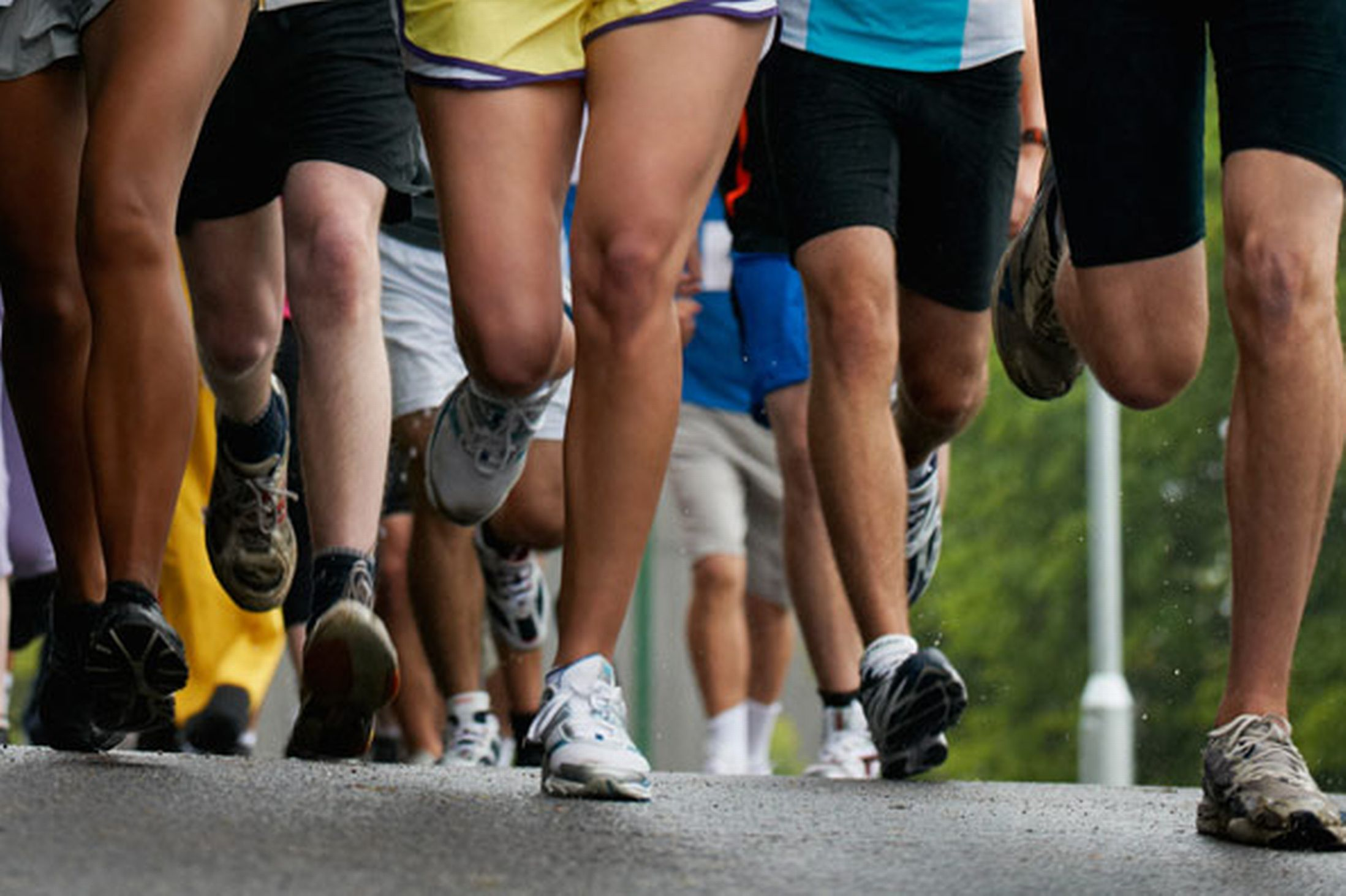 A Few Questions Before We Decide to Let You Join Our Running Club