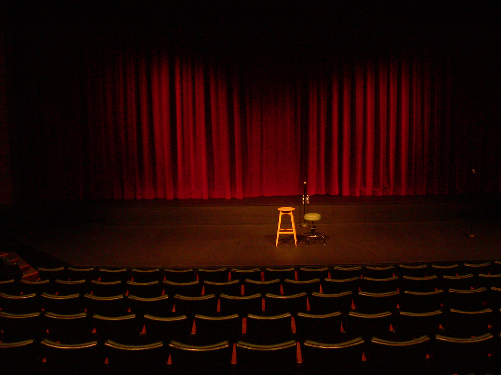 Incerdlibe! Humnas Are Srmat Engouh to Raed Tihs, But Apapnerlty Tehy Stlil Arne't Srmat Eonguh to WATCH MY ONE-MAN SHOW!