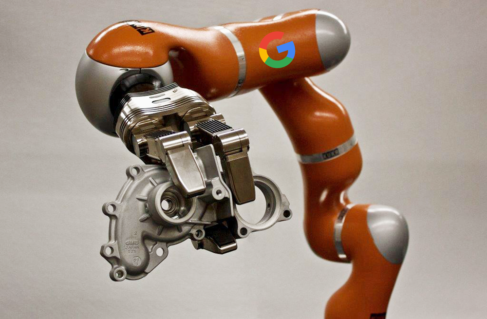 I'm a Google Manufacturing Robot and I Believe Humans Are Biologically Unfit to Have Jobs in Tech - McSweeney's Internet Tendency