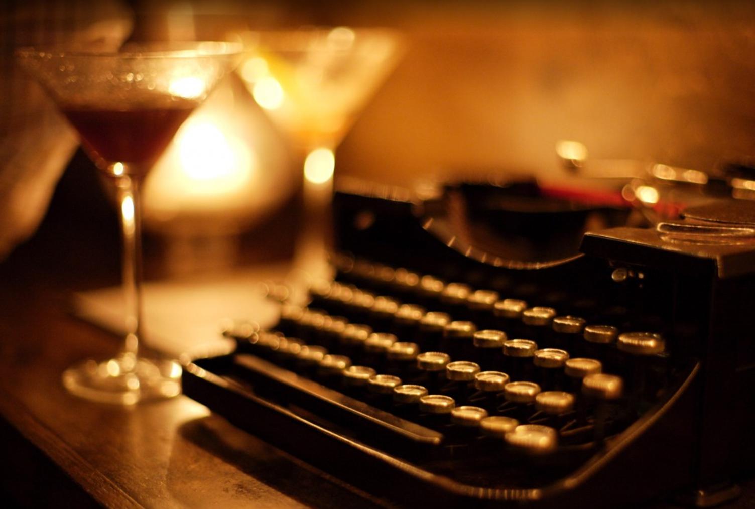 List: Write Drunk, Edit Sober