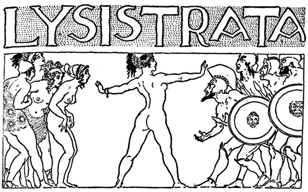 Listen Up, Bitches: It's Lysistrata Time!