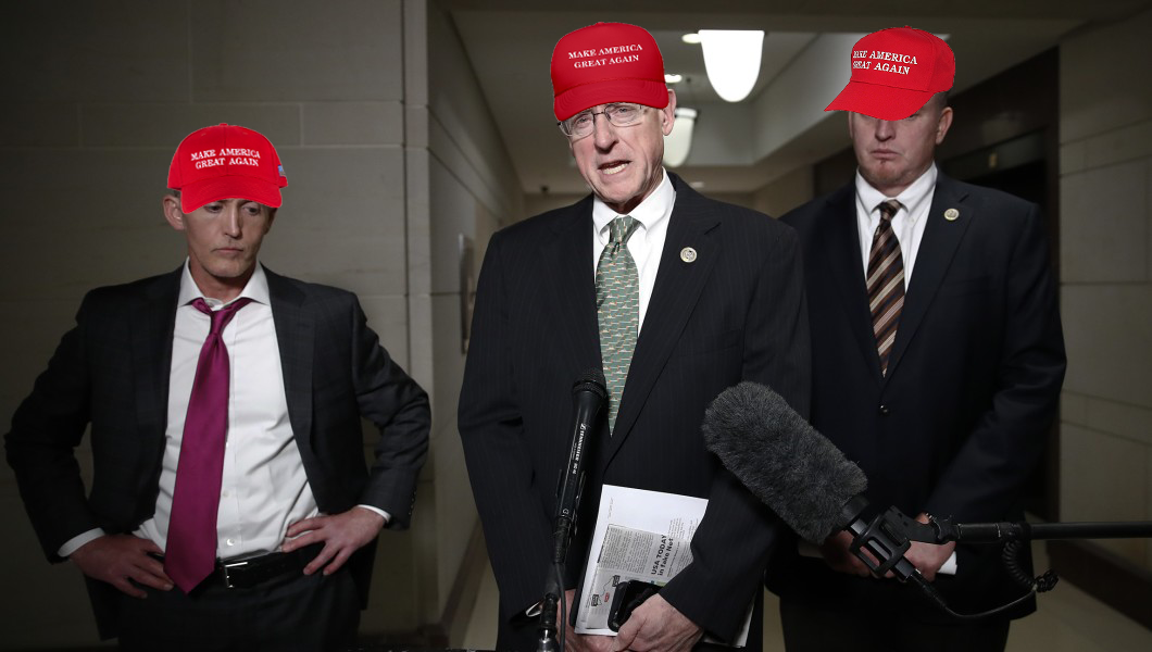 We Here at the House Intelligence Committee Have Concluded That Everything is Fine