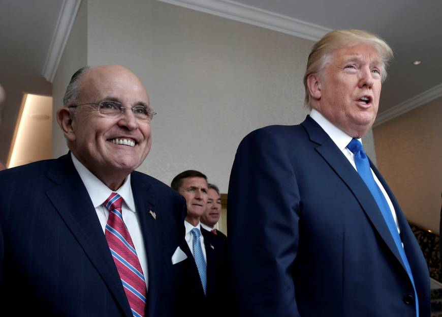 After Hours Of Tough Negotiations With Legal Scholar Rudy Giuliani I Ve Decided To End My Special Counsel Investigation Into The Trump Campaign Mcsweeney S Internet Tendency