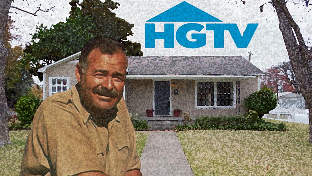 mcsweeneys.net - Jeff Barnosky - HGTV: Hemingway and Garden Television