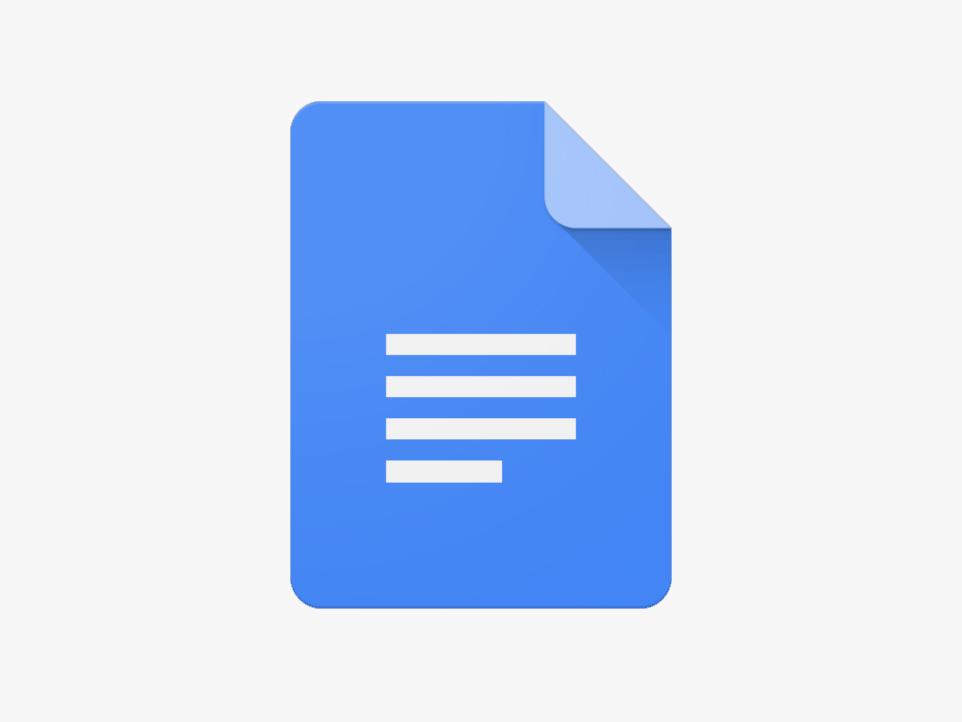 Google Docs Breaks Up With You McSweeneys Internet Tendency - What is google docs