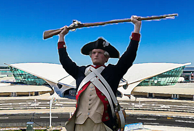 The Battle At John F. Kennedy International Airport, 1776