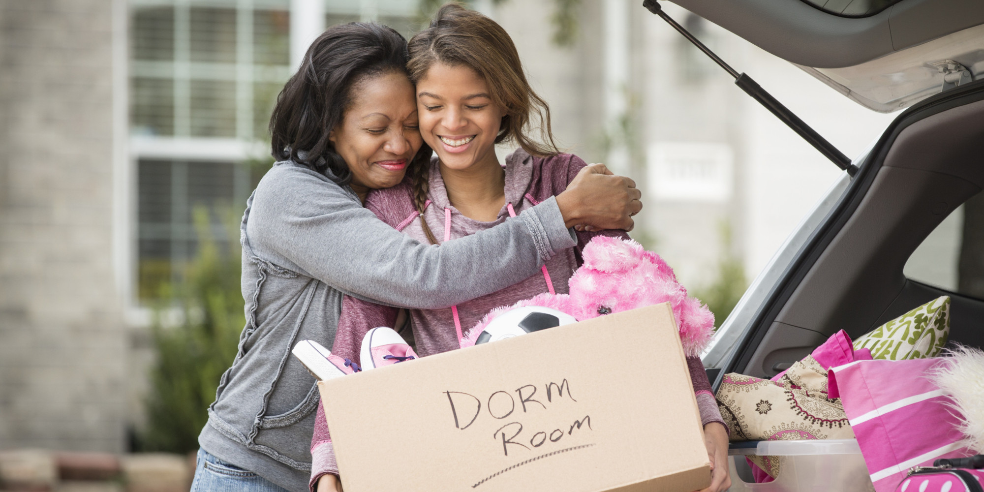 List: A Parents' Guide to Surviving the College Drop-Off