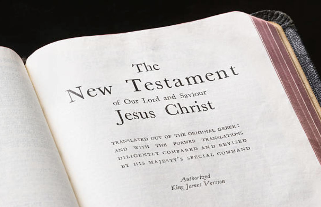 I Get That This One Is Newer But That Doesn't Mean We Have to Call Mine The Old Testament
