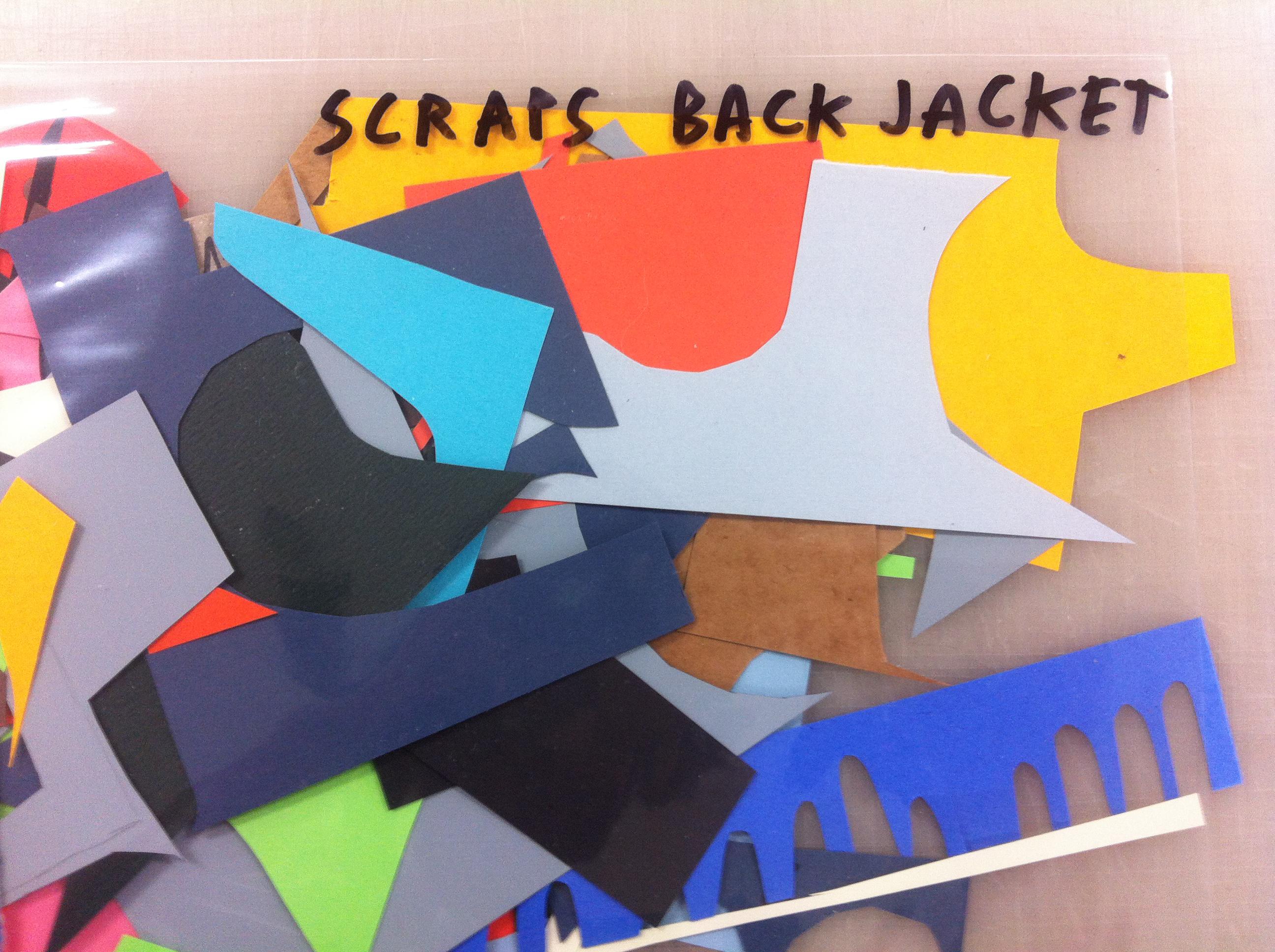 Scraps Back Jacket