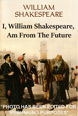 the shakespeare authorship conspiracy Many shakespeare conspiracy theorists contend that shakespeare is not the  author of his own works there are many proposed contenders, such as francis.