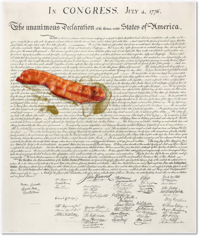 attempt 2 - The Declaration Of