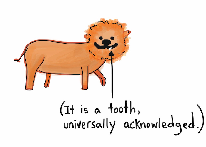 List: More Literary Pet Names Using Puns Unworthy of Their