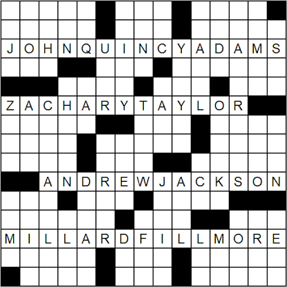 How to Create Your Very Own Crossword Puzzle - McSweeney's Internet