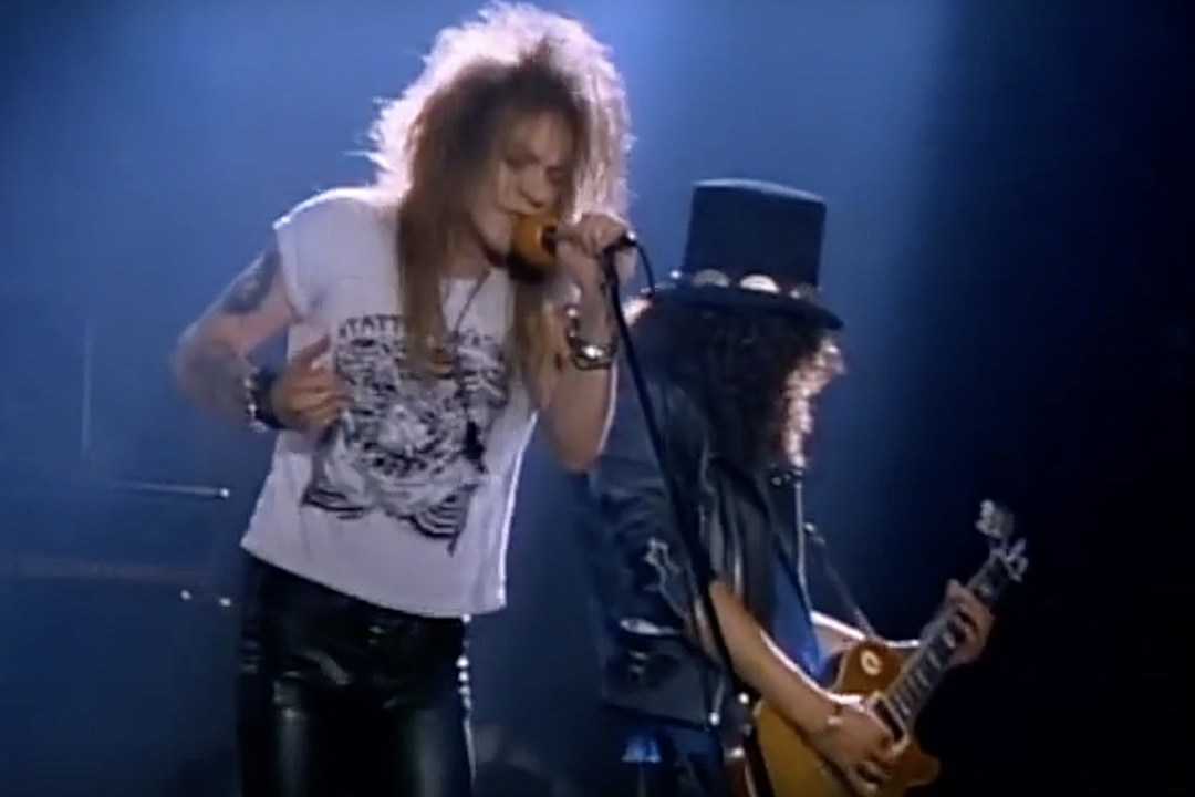 John Moe's Pop Song Correspondences: Attention, Mr  Axl Rose: We Did