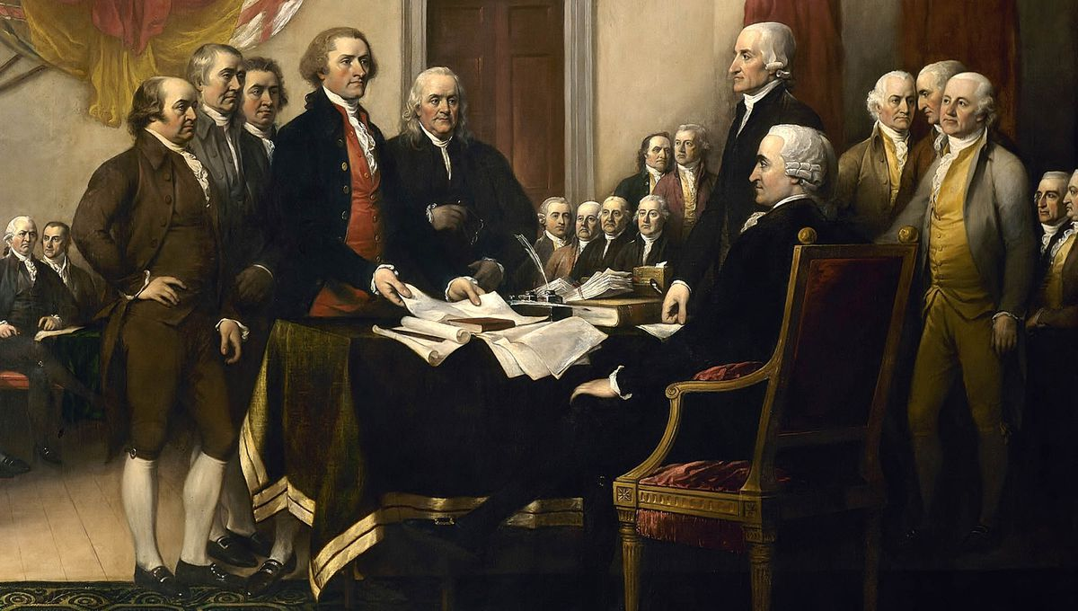 Chris White Answers Profound Questions About The Presidents What - List of the founding fathers of the united states