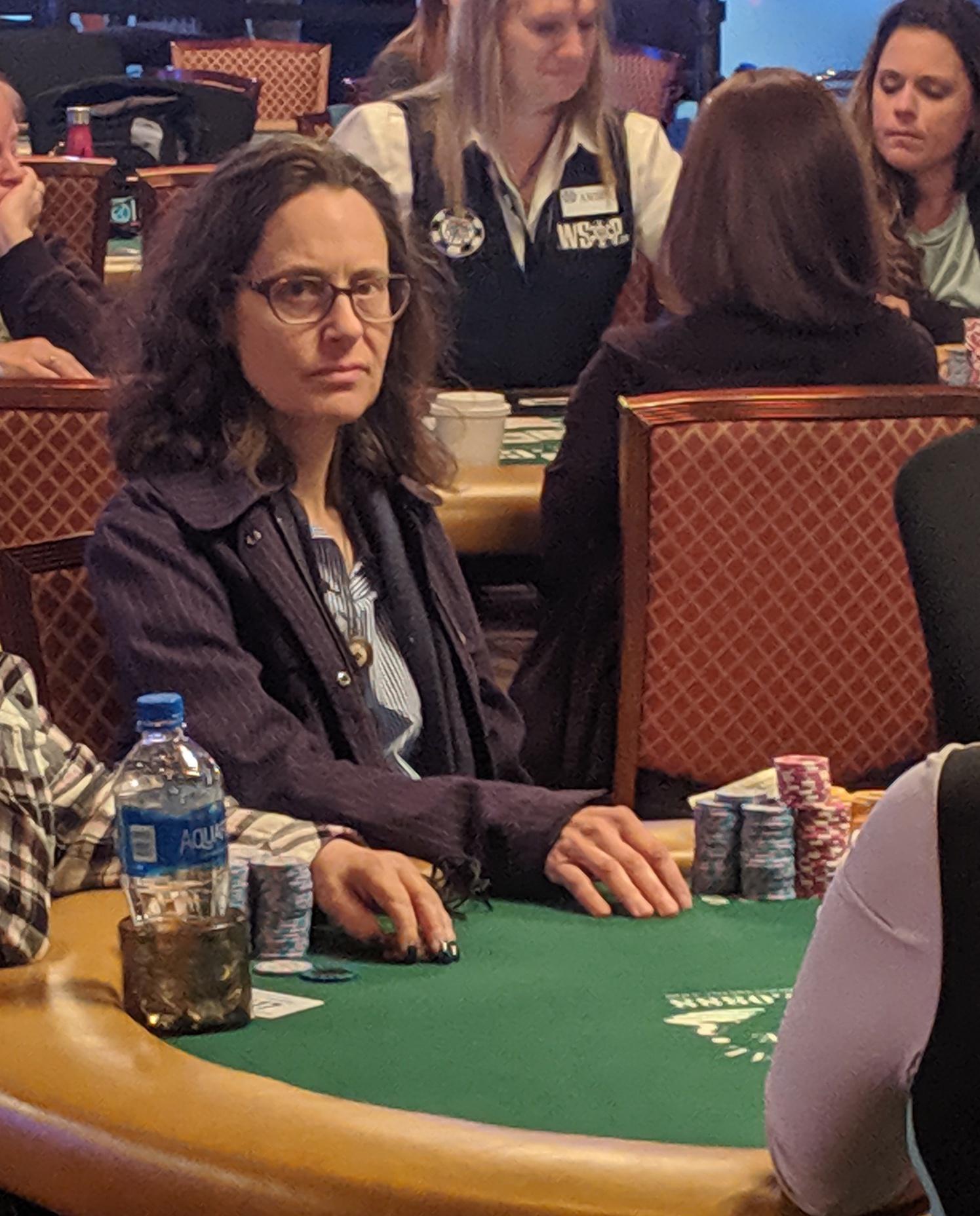 Nancy Matson Semi Pro Poker Player Mcsweeney S Internet Tendency