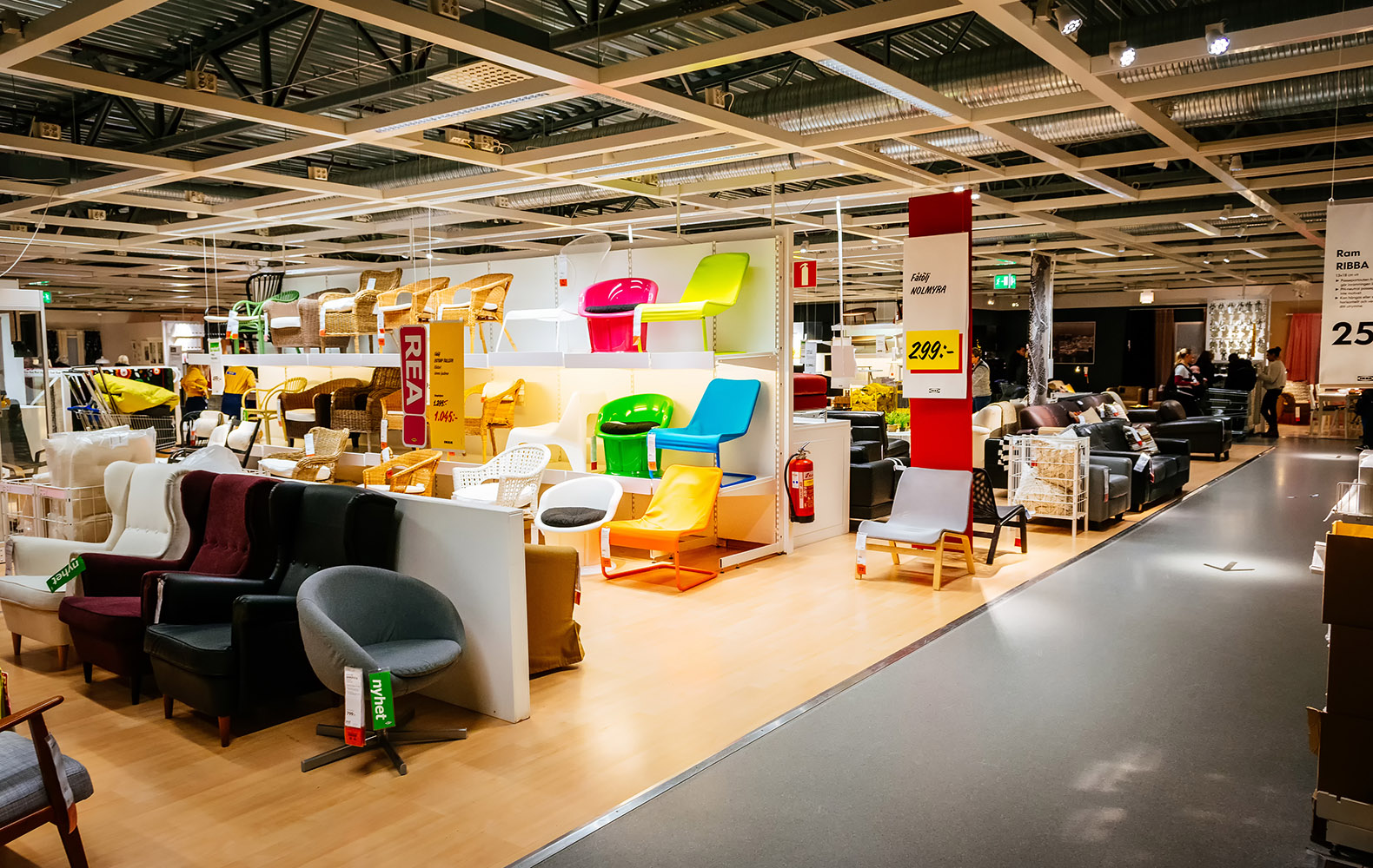 For the love of god show me the way out of this ikea for Selling home interior products