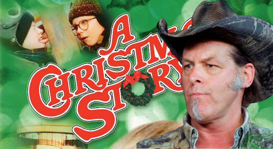 Monologue: Ted Nugent Reviews A Christmas Story